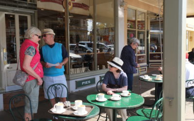 Beechworth Thursday 18th April